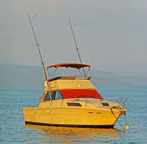 New Boat Renovations – Renovaciones del Bote