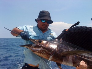 Sport Fishing with Alpha Mike in Costa Rica